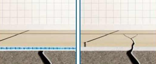 Terasz beton repedés hatása a burkolatra