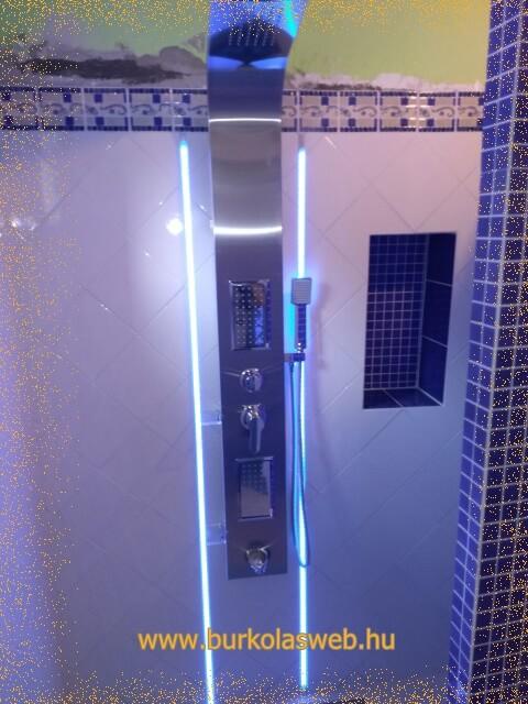 mosdó építés fürdőszobában