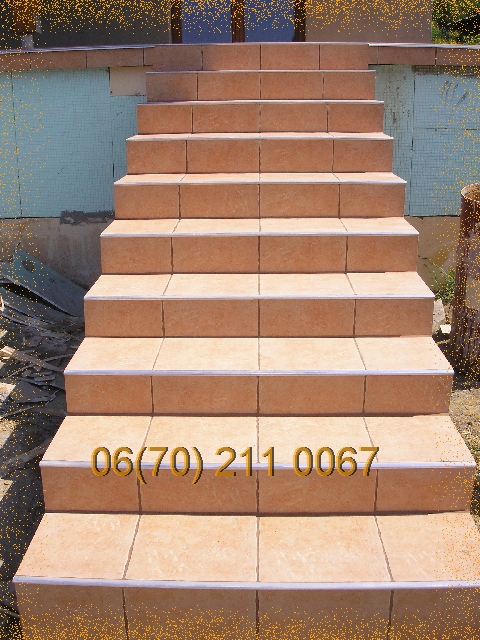 függőleges lépcsősorok