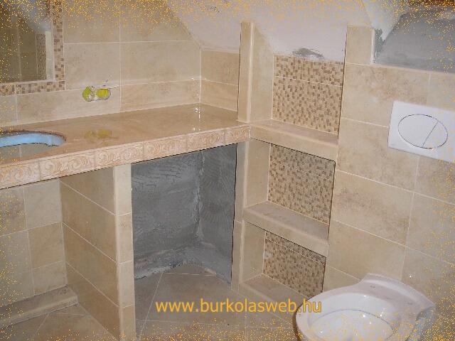 mosdó építés 3