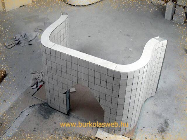 épített mosdók készítése