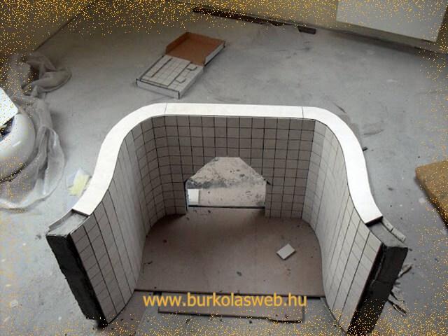 mosdók építése