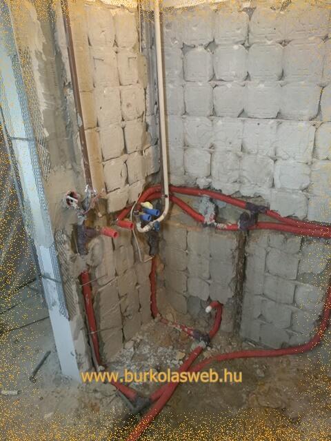 fürdőszoba vízszerelés