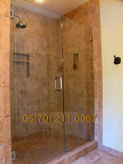 zuhanyzó kabin építés
