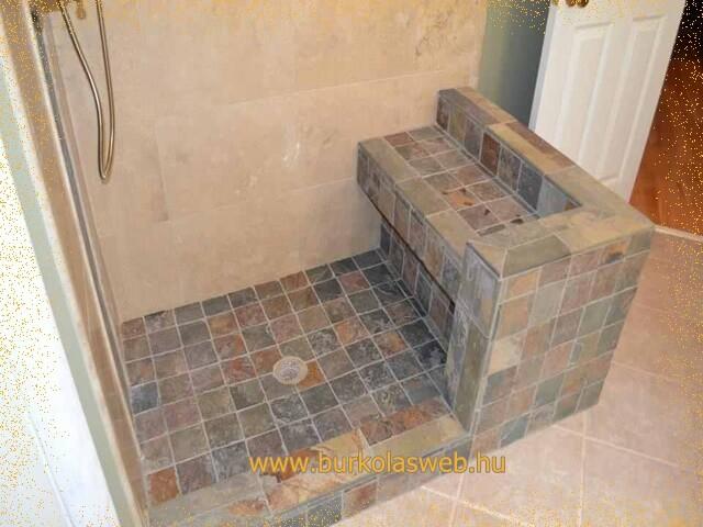 zuhanyülőke építés